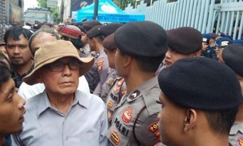 PDI Perjuangan Dukung Polisi Cekal Kivlan Zen