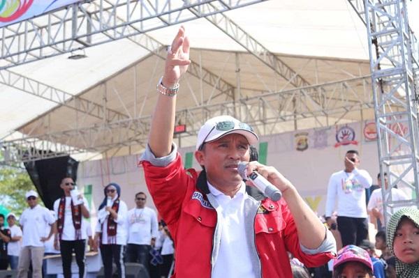 PDI Perjuangan Kembali Raih Suara Terbanyak di Lampung Barat