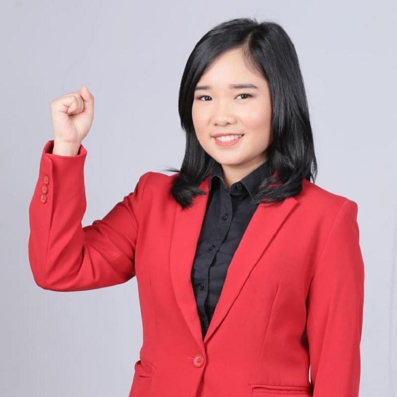 Stephanie Octavia Lolos ke DPRD DKI Jakarta