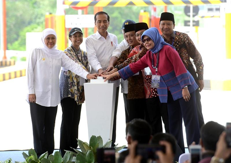 Tol Pandaan-Malang, Jokowi Minta Digratiskan Hingga Lebaran