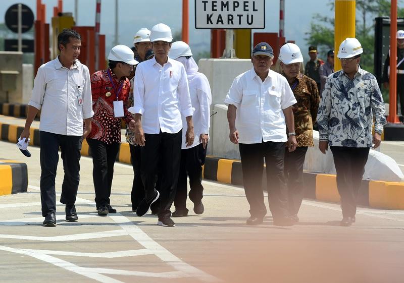 Jokowi Serahkan Kasus Ancaman Pada Dirinya ke Proses Hukum