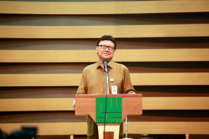 Tjahjo Ajak Kepala Daerah Komitmen Eliminasi Malaria