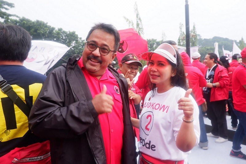 Sukses Melaju ke Senayan, Rano Karno Dongkrak Suara Partai