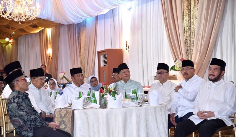 Jokowi Akan Putuskan Pansel Calon Pimpinan KPK Pekan Ini