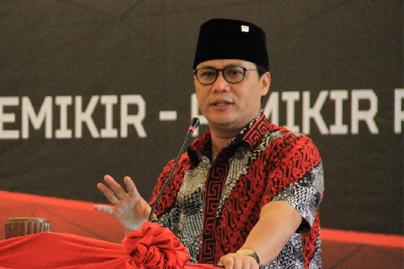 TKN Optimistis Pemerintahan Jokowi dapat Dukungan Parlemen