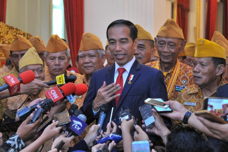 Presiden Jokowi Ungkap Jurus Rahasia Tak Gampang Sakit
