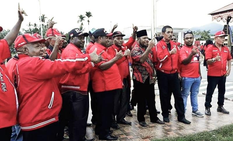 PDI Perjuangan Berpeluang Dapat Kursi Ketua DPRD Manokwari