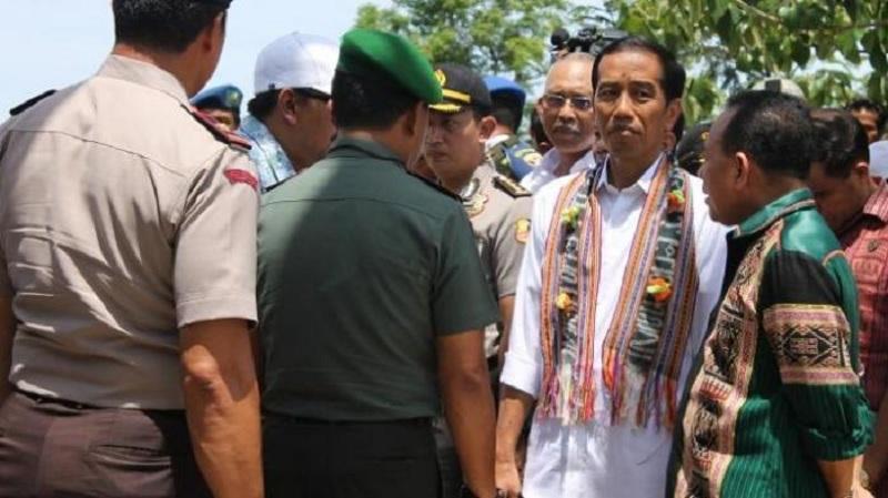 Resmikan Bendungan Rotiklot, Jokowi Dijadualkan ke NTT
