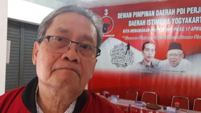 Usai Pilpres, TKD DIY Harap Jokowi-Prabowo Segera Bertemu