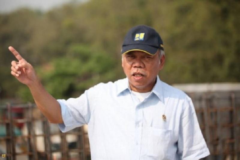 Menteri PUPR Relakan Rumahnya Digusur Proyek Tol