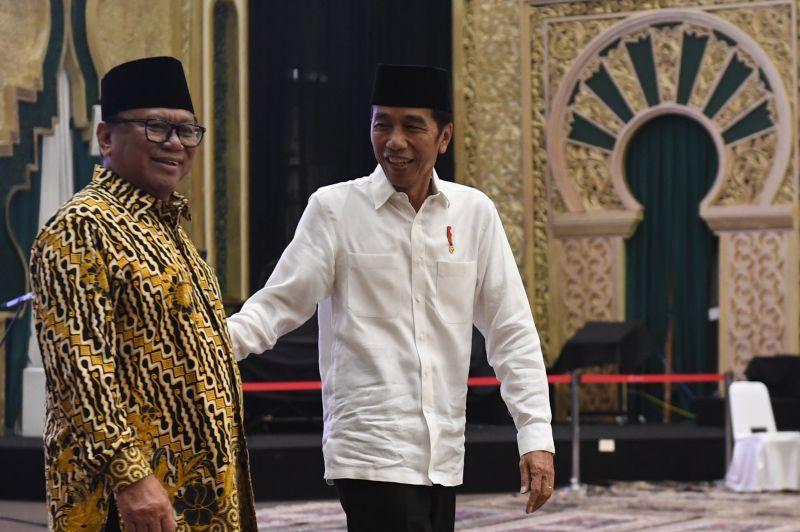 Jokowi Ingatkan Prabowo Soal Mekanisme Pemilu