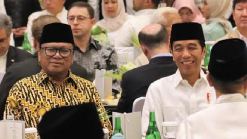 Presiden Jokowi Temukan Menu Berbuka Puasa Paling Enak