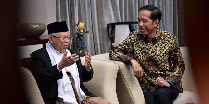 Wow, Jokowi-Kiai Ma'ruf Menang di 27 Kabupaten di Papua