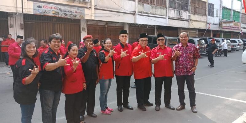 KPU: PDI Perjuangan Unggul di Kota Medan