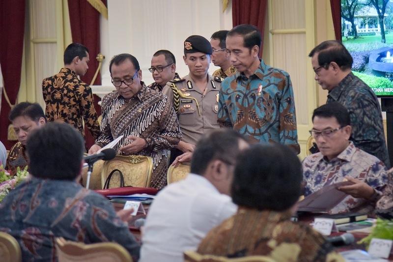 Presiden Jokowi Ingin Bonus Demografi Bisa Dimanfaatkan