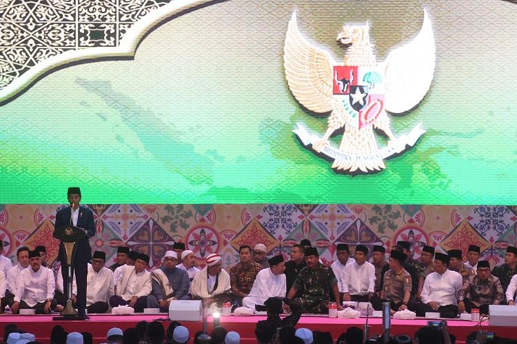 Hore, THR untuk TNI-Polri Cair Akhir Bulan