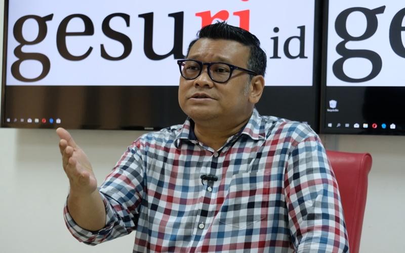 Eriko Ungkap Tiga Faktor Puan Layak Jadi Ketua DPR RI