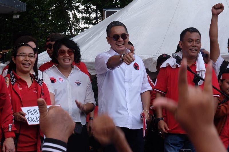 Ini 7 Anggota DPR PDI Perjuangan dari Dapil Jakarta