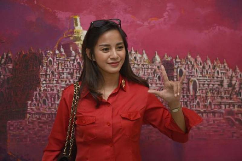 Kirana Larasati Bangga Menjadi Bagian dari PDI Perjuangan