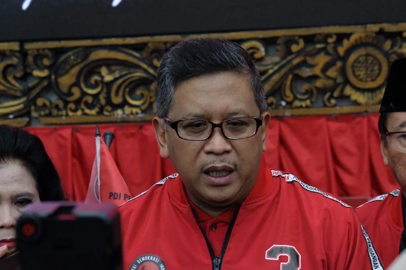 Prabowo Tuduh Pemilu Curang, Hasto: Tak Dewasa Berdemokrasi
