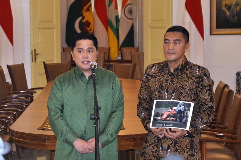Tak Hanya MotoGp, Jokowi Ingin Mandalika Jadi Arena Formula