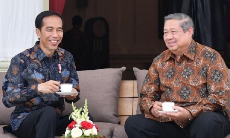Via Telepon, SBY Ucapkan Selamat Pada Jokowi