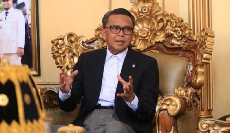 Gubernur NA Berharap Sekda Definitif Paham Tupoksi