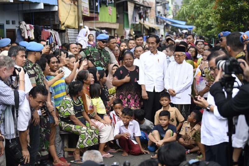 Kemenangan Jokowi-Ma'ruf, Kemenangan Rakyat Indonesia