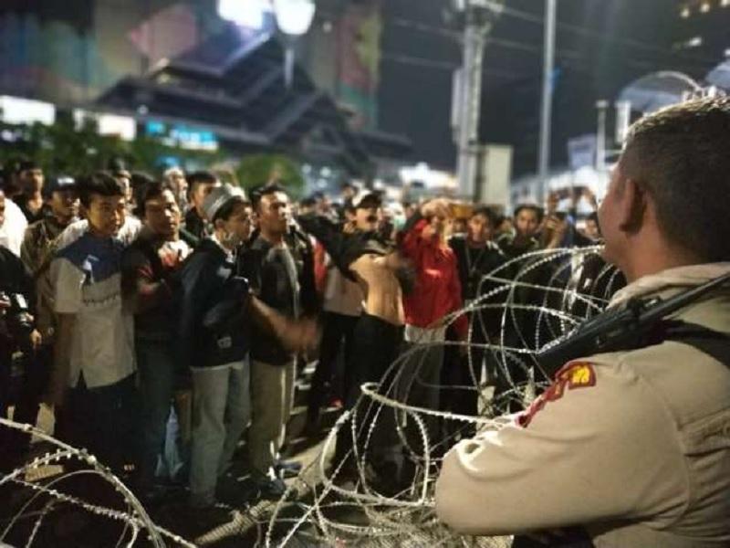 Charles Ungkap Aksi Humanis Polisi Dalam Rusuh 22 Mei