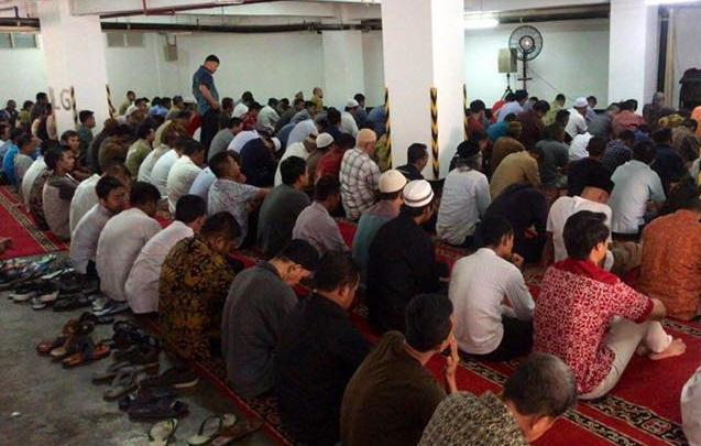 PDI Perjuangan Anti Islam? Ayo Jumatan Bersama Kami!