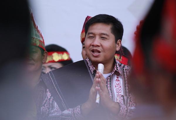 Tidak Lolos ke Senayan, Ara Didoakan Jadi Menteri