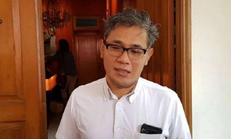 Budiman Sudjatmiko Doakan Kesembuhan Ani Yudhoyono