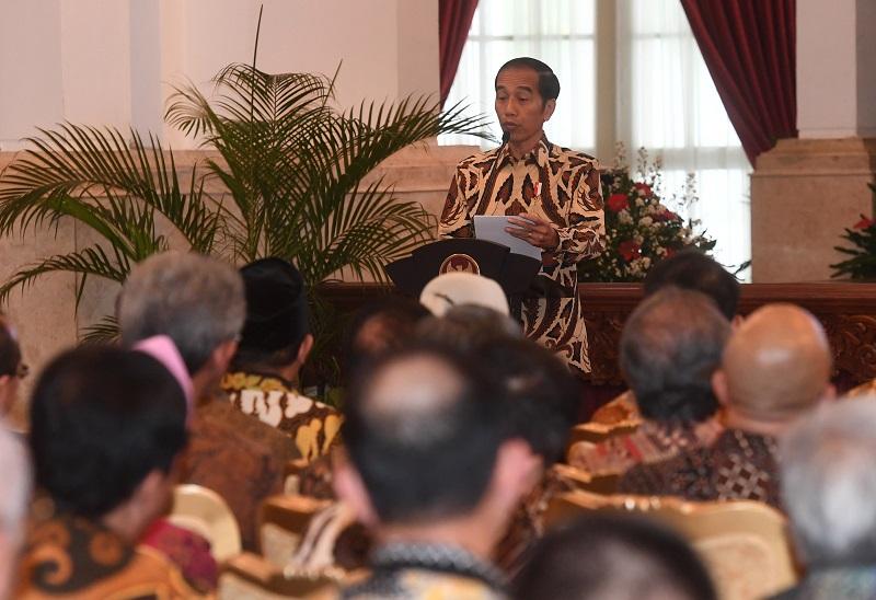 Jokowi Beri Isyarat, Calon Menteri dari Generasi Milenial