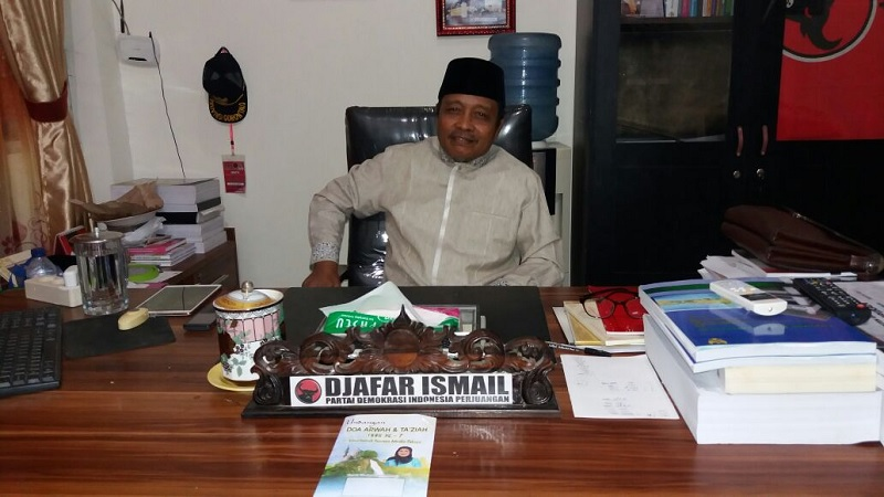 Djafar Perjuangkan Pembangunan Terminal Gorontalo Utara