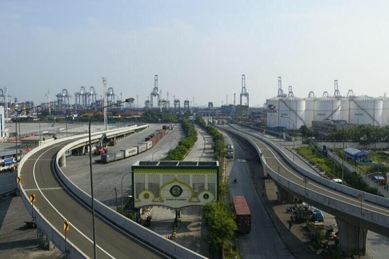 Infrastruktur Turut Kontribusi Pacu Daya Saing RI Melonjak