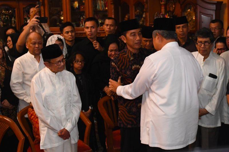 Presiden Direncanakan Jadi Irup di Pemakaman Ani Yudhoyono