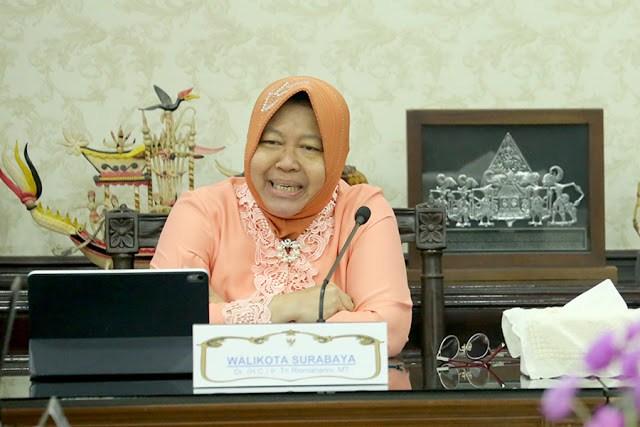Pemkot Surabaya Terima Laporan Ombudsman Jatim