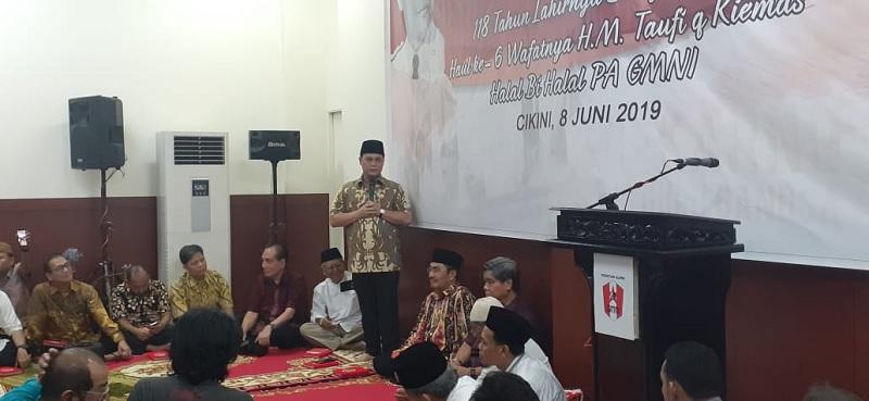 Kursi Menteri Bagi Gerindra? Terlalu Prematur Bicara Kabinet