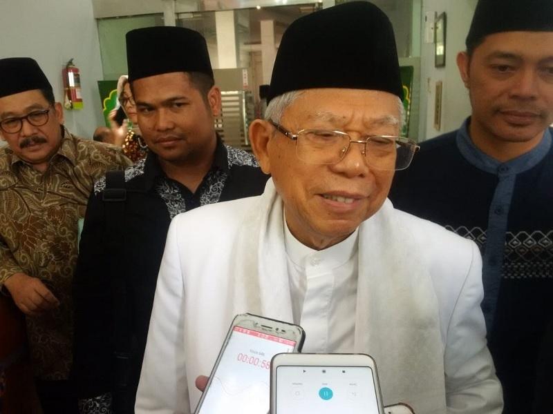 Jabatan DPS Dipermasalahkan BPN, Kiai Amin Tegas Menyangkal