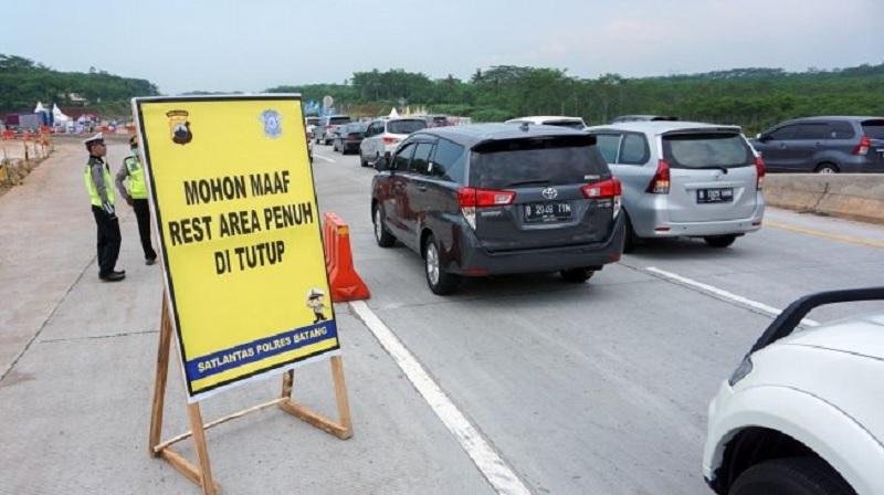 Kementerian PUPR Evaluasi Desain 'Rest Area' di Jalan Tol