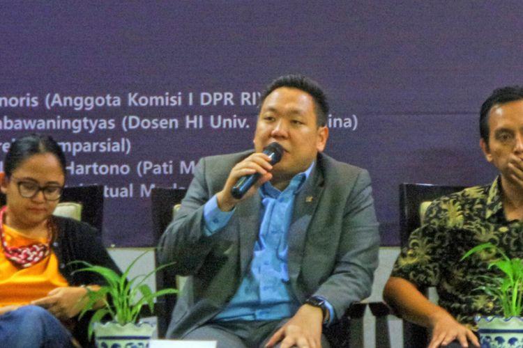 Habil Marati Bukan dari PPP Sah, PPP Solid Dukung Jokowi