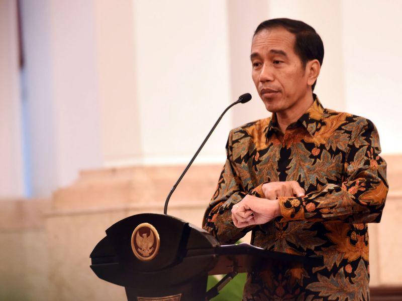 Jokowi: Tak Ada Istilah Jatah-jatahan Menteri