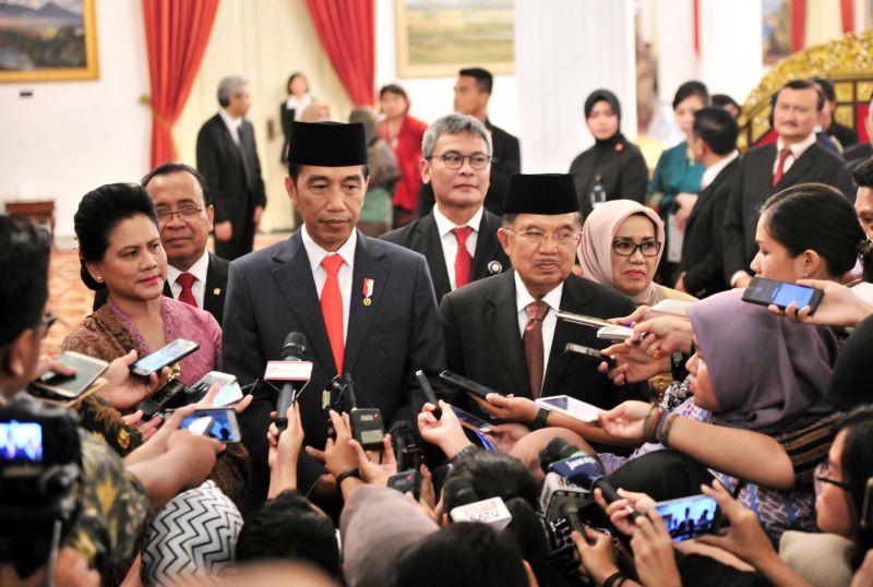 Presiden Jokowi Beberkan Rahasia Jaga Kekompakan Koalisi