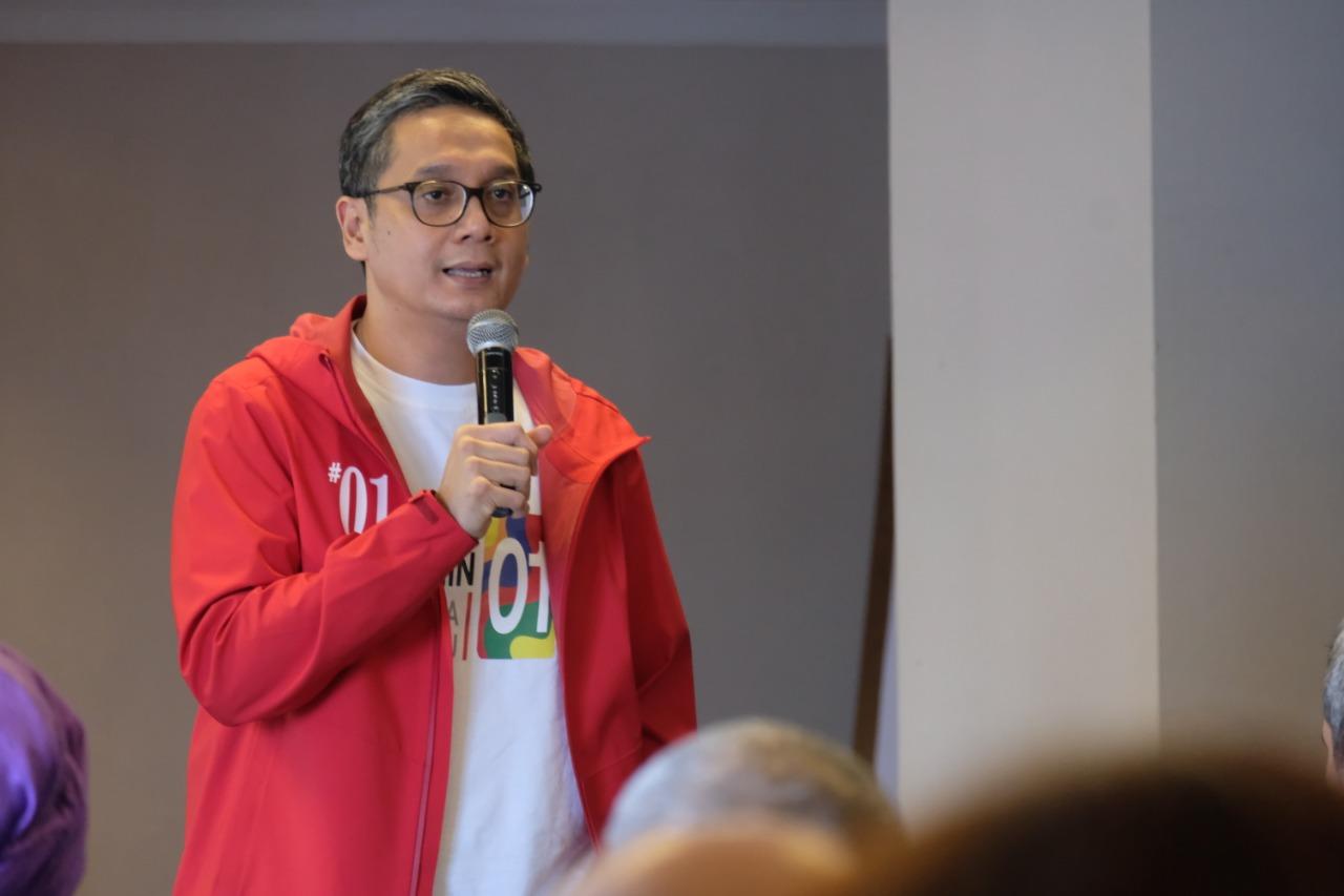 Putra Nababan Tegaskan Partai Koalisi Jokowi-Ma'ruf Solid