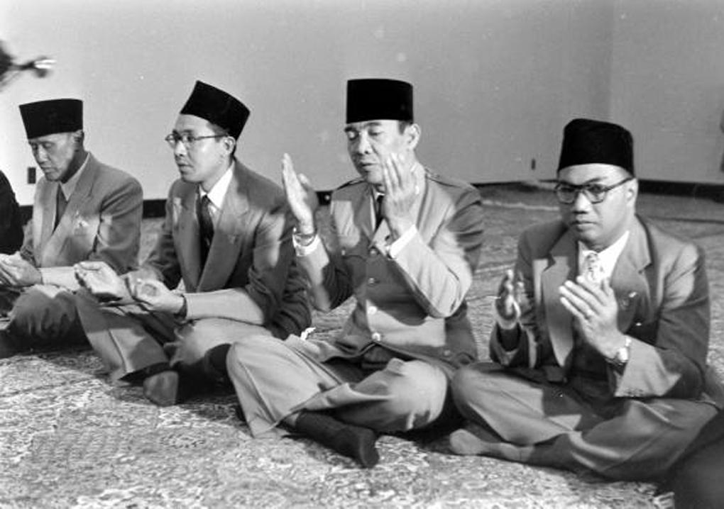 Bung Karno dan NU Sepakat Jadikan Indonesia Darussalam