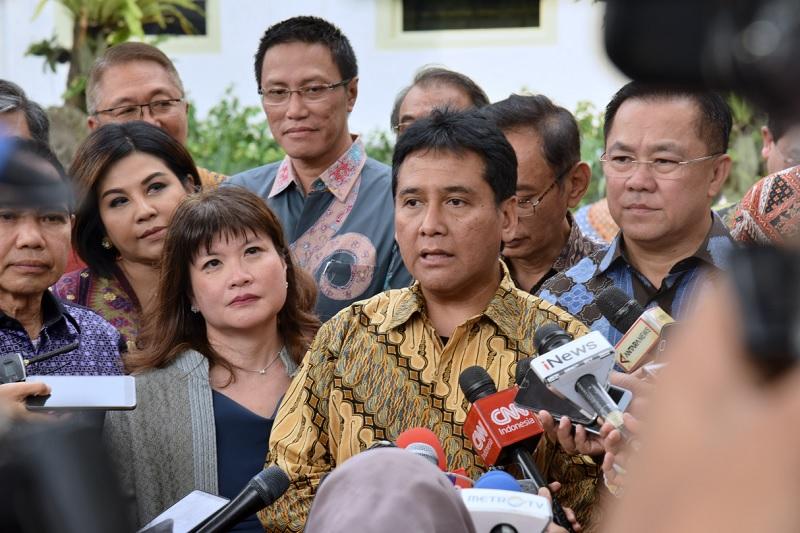 Bertemu Jokowi, APINDO Soroti Soal Ketenagakerjaan & Pajak