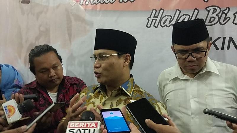 Jokowi Tak Pernah Tawarkan Jatah Menteri ke Gerindra