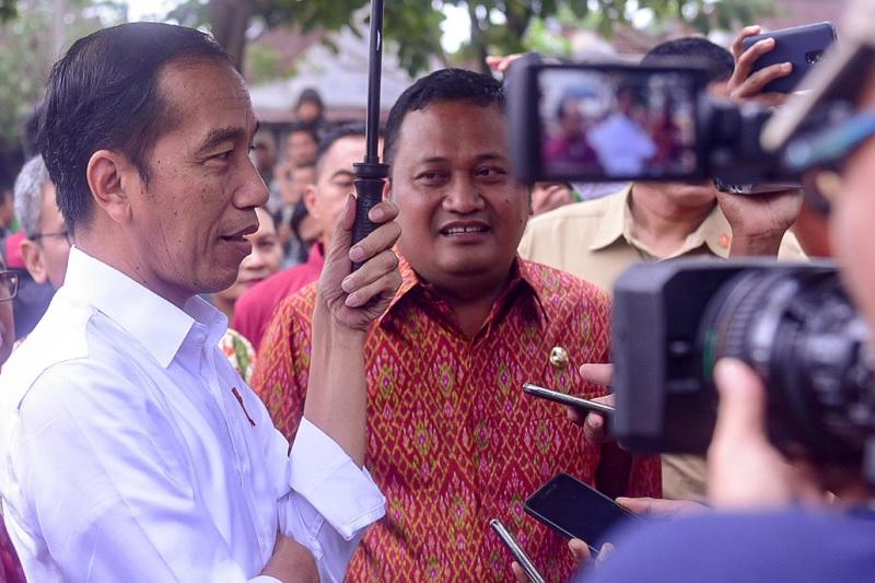 Independensi MK, Jokowi: Proses Hukum Harus Kita Hormati