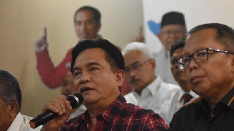 Tim Hukum Jokowi Akan Jawab Dalil 02 Proposional
