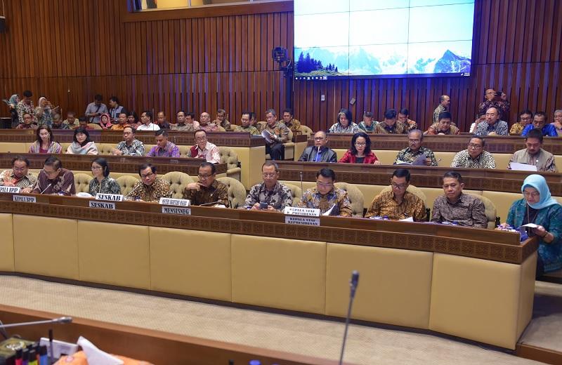 Pagu Turun, Pramono Ajukan Tambahan Anggaran Rp80,866 Miliar